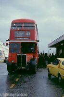 London Transport RT Becontree March 1979 Bus Photo D