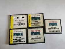 5PCS  Cisco 512MB CF Compact Flash Memory Card