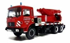 Firefighters Truck SAVIEM EPG 6X6 CAFL Fire 1:43 Diecast model car Ixo Salvat