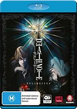Death Note Collection NEW B Region Blu Ray