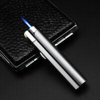 Torch Jet Lighter Windproof Adjustable Flame Refillable Butane Cigar Lighters