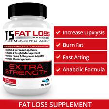 T5 Fat Loss Advanced Fat Burning Weight Loss Supplement