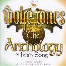 Wolfe Tones Anthology Of Irish Song 2CD Set Men Behind The Wire, Joe McDonnell,