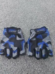 Mens Rdx Weightlifting Gym Gloves Size Xl