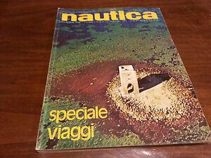 Rivista Nautica giornale NAUTICA anno XV  n° 169 Aprile Maggio 1976