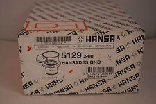 Hansa Hansadesigno DESIGNO GLASHALTER  Zahnputzbecher Zahnputzglas 51290900