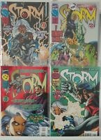 Storm 1 2 3 4 Complete Set Series Run Lot 1-4 VF/NM