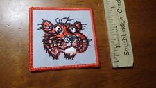 ESSO GASOLINE TIGER IN YOUR TANK GASOLINE  patch  bx 12 #26
