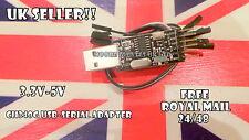 CH340G USB Serial Adapter CP2102 PL-2303HX FTDI232 alternative DTR pin & lead UK