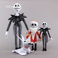 Nightmare before Christmas Jack Skellington Zero Dog Plush Toy Stuffed Doll Gift