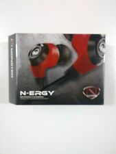 NEW - Sealed Monster N-ERGY EARBUDS  RED