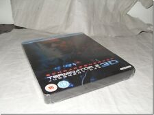 TERMINATOR 2 JUDGEMENT DAY 3D STEELBOOK blu-ray UK RELEASE NEW SEALED