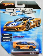 HOT WHEELS SPEED MACHINES SALEEN S7 BAD CARD W+
