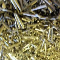 """100 Nickel Split Rivets, 50 1/2"""" & 50 5/8"""" Guitar case repair"""