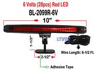 6V only  Red 28Pcs Red LED Third Brake Light (BL-2099R-6V)