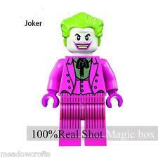 Joker Mini Figures  UK Seller Fits Lego Batman v Superman: Dawn of Justice