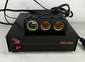 SAMLEX SEC-1223 HAM RADIO POWER SUPPLY