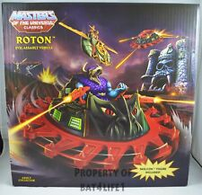 Masters of the Universe Classics ROTON!!!NEW!!! FREE S/H!!!