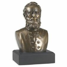 Stonewall Jackson Bust Statue Historical Sculpture  - GIFT BOXED