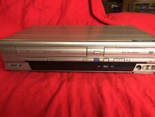 Emerson EWR20V5 DVD Recorder VHS VCR Combo - TESTED WORKING!