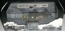 WAR MASTER CAMION M35 2,5T GUN TRUCK 1969 HAMBURGER HILL VIETNAM SCALE 1:72 USA