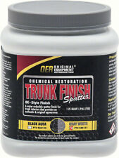 OER Gray and White Trunk Spatter Paint Quart Buick Chevy Oldsmobile & Pontiac