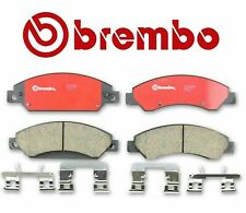 For Cadillac Chevrolet GMC Sierra 1500 Front Ceramic Brake Pad Set Shims Brembo