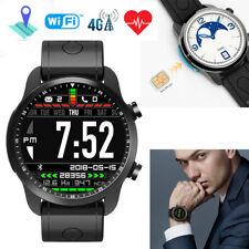 New listing 4G Unlocked Phone Gps Tracker Wifi Bluetooth SmartWatch 1Gb+16Gb for Men Boys