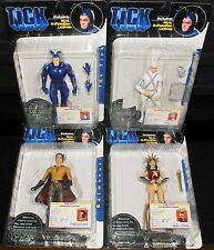 The TICK Live FOX TV Show Action Figure SET OF 4! All MOC! RARE!