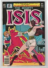 Isis #2 [Vol 1 Jan 1977] Based on CBS TV Series! Steve Skeates/Mike Vosburg [NM]