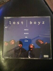 Lost Boyz - Music Makes Me High - CD Single