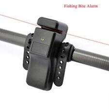 Outdoor Fishing Float Bell LED Rod Bite Digital Twin Alarm Bells Clip Alerters