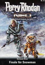 Perry Rhodan NEO-Bd.31: Finale für Snowman-Hermann Ritter-Science Fiction-neu
