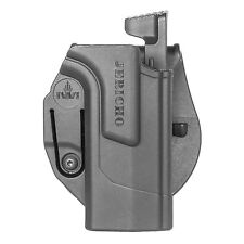 NEW! Orpaz Defense Thumb Release Holster for Polymer Jericho 941 Baby Eagle