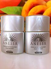 SHISEIDO ANESSA Essence UV Sunscreen Aqua Booster 36ML =12ml x3pc SPF50+ PA++++