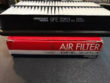 UNIPART AIR FILTER GFE2253 FOR 1990'S TOYOTA COROLLA ENGINES