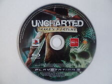 PS3 UNCHARTED: DRAKE'S FORTUNE for PlayStation3 :DISC ONLY
