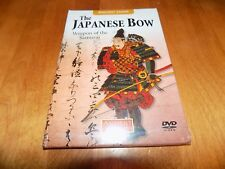 ANCIENT CIVILIZATIONS JAPANESE BOW Samurai Weapons Bows History Channel DVD NEW