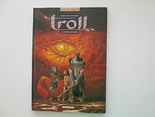 TROLL T2 REEDITION TBE LE DRAGON DU DONJON