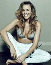 Jessica McNamee Signed Autographed 8x10 Photo THE MEG Hot Sexy Actress COA