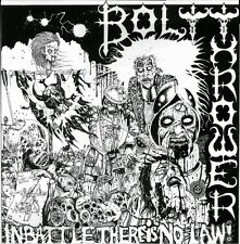 Bolt Thrower 'In Battle There Is No Law' Vinyl - NEW
