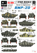 Star Decals 1/35  BMP-2D Soviets in Afghanistan Part 4 decals 35880