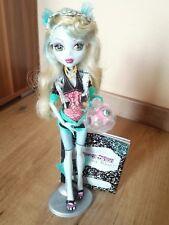 Monster High muñeca Lagoona Blue Basic/1. serie