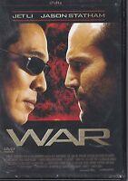 WAR - Jason Statham, Jet Li / DVD 5455