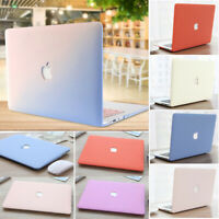 """Gradient Matte Hard Case Protector for MacBook PRO 13.3"""" 15.4""""/ AIR 13"""" Touch ID"""
