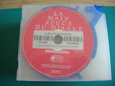 DVD  boitier slim LA MAIN ROUGE DU DIABLE (b9)