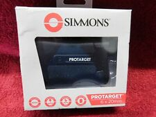 Simmons Protarget Handheld Laser Rangefinder 6x20mm Spl620bw