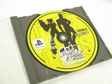PS1 STREET FIGHTER EX 2 PLUS No Instruction ccn Playstation Japan Game p1