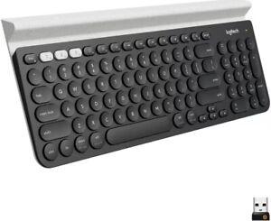 Logitech - K780 Wireless Keyboard - Multi Device