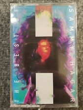 RARE Sammy Hagar The Best of Sammy Hagar Cassette -Still Sealed-